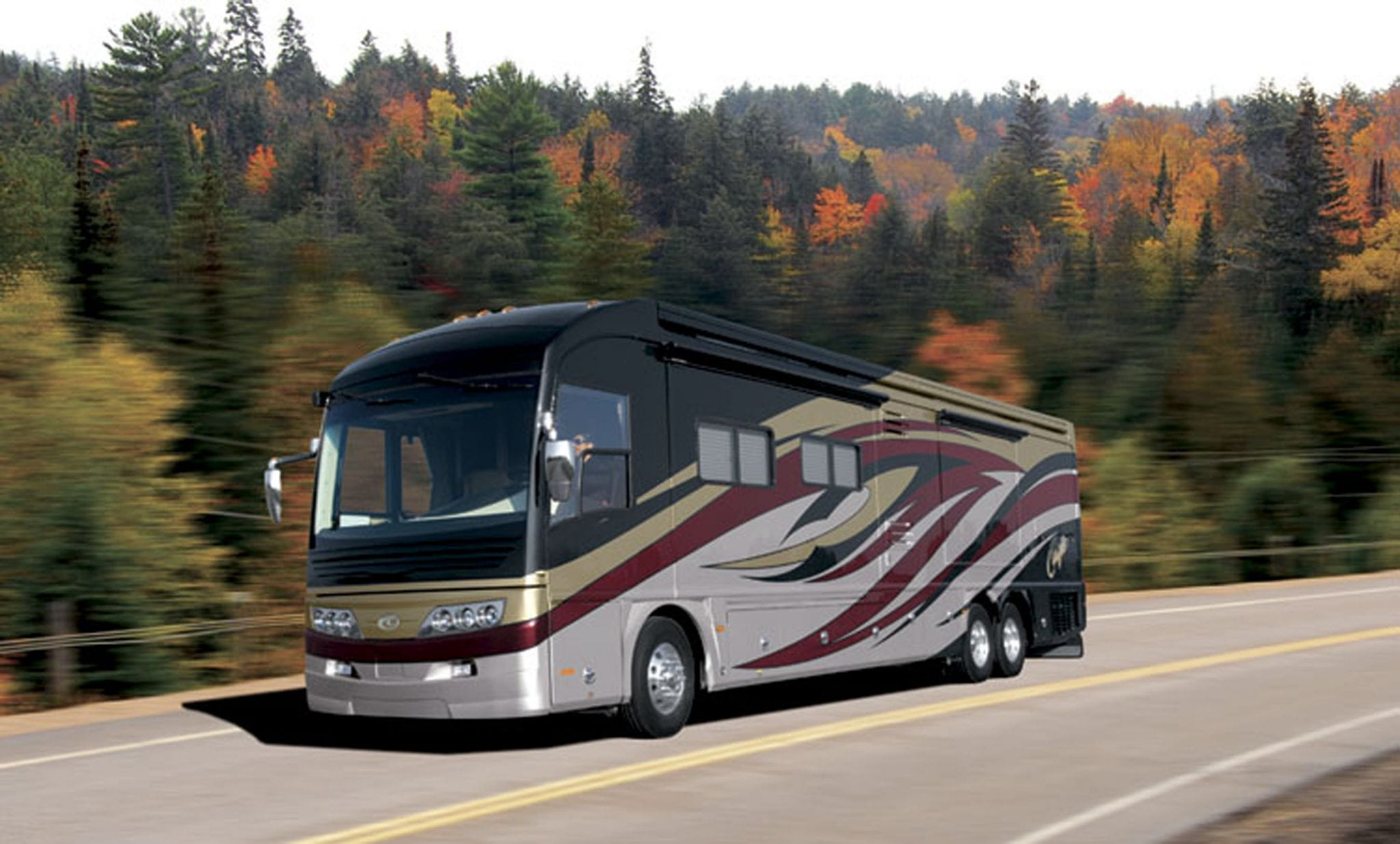 We Drive Your Rv Rented Truck Driver