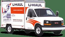 Rented Truck Driver 10' Rental Truck