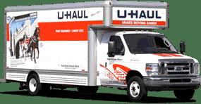 Rented Truck Driver 20' Rental Truck