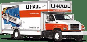 Rented Truck Driver 24' Rental Truck