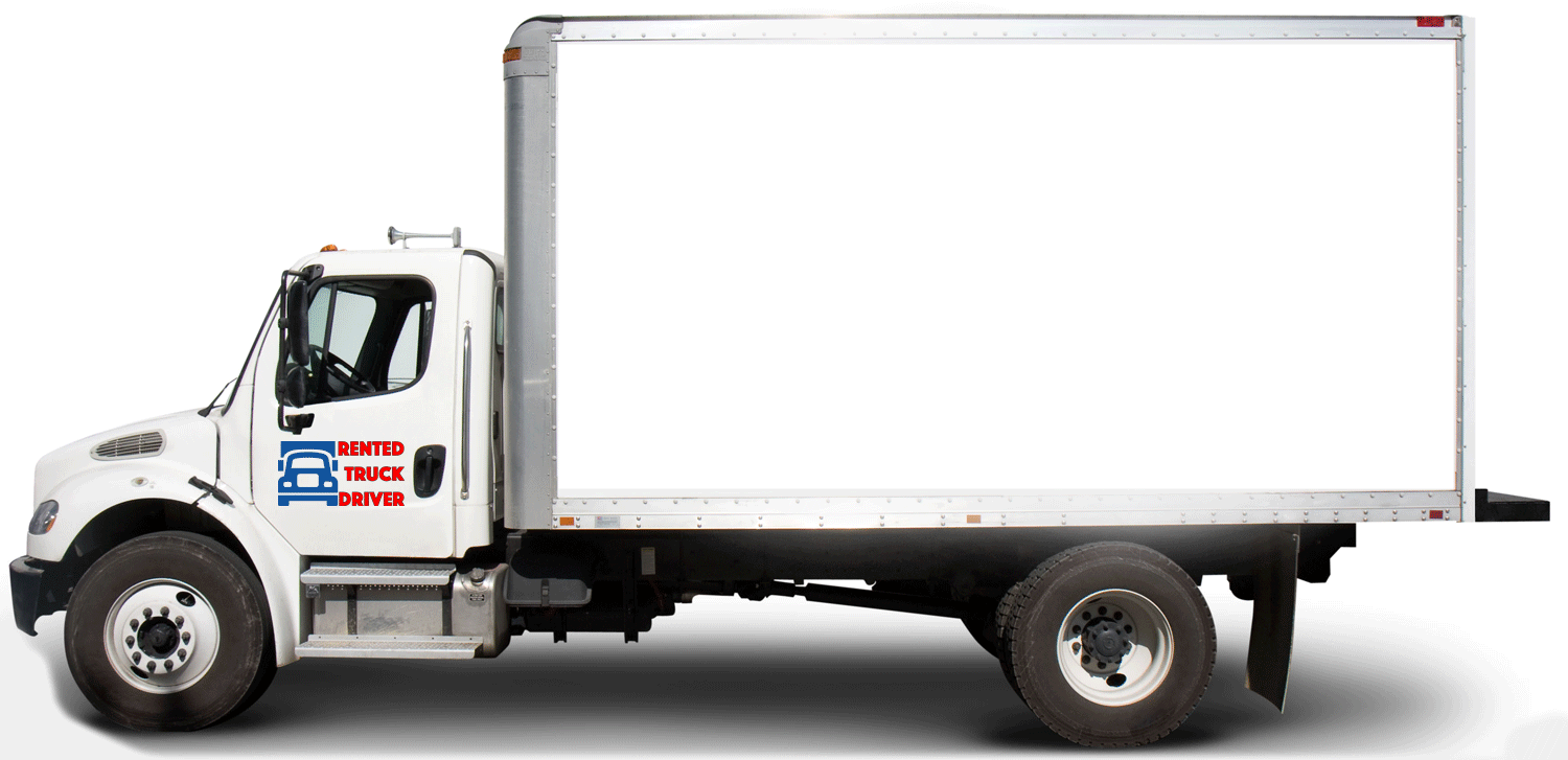 Rental Trucks For Moving >> Truck Drivers For Hire We Drive Your Rental Truck Anywhere In The