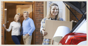 Looking for a way to get your child's car to or from school? When it is time for college student move in day, we can help! We will drive your vehicle filled with your student's belongings to their College, University or Prep School dorm or house. We're the auto-delivery experts. We will pick up the car and deliver it directly to your door or to the campus. We will even help unload it for you. Got more stuff than can fit in the car? Easily hire a driver for your Uhaul to drive your rented truck - and get a trailer to tow the car!