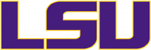 Rented Truck Driver's client LSU's logo