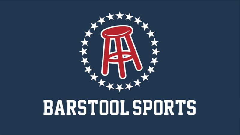 Rented Truck Driver Client Barstool Sports Logo