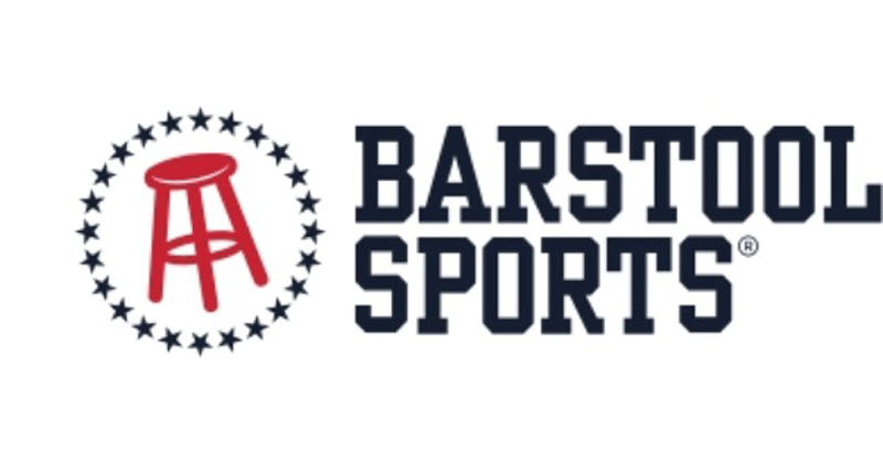 Rented Truck Driver's client Barstool Sports logo