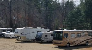 Photo of B&W RV Outdoor Storage